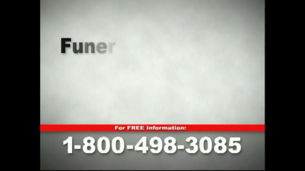 Funeral Advantage TV Spot for Life Insurance - Screenshot 10