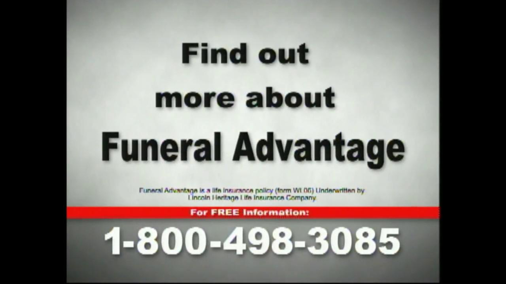Funeral Advantage TV Spot for Life Insurance - Screenshot 3