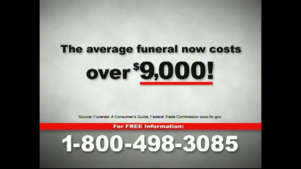 Funeral Advantage TV Spot for Life Insurance - Screenshot 4