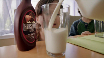 Hershey's Chocolate Syrup TV Spot, 'Stir It Up' - Thumbnail 2