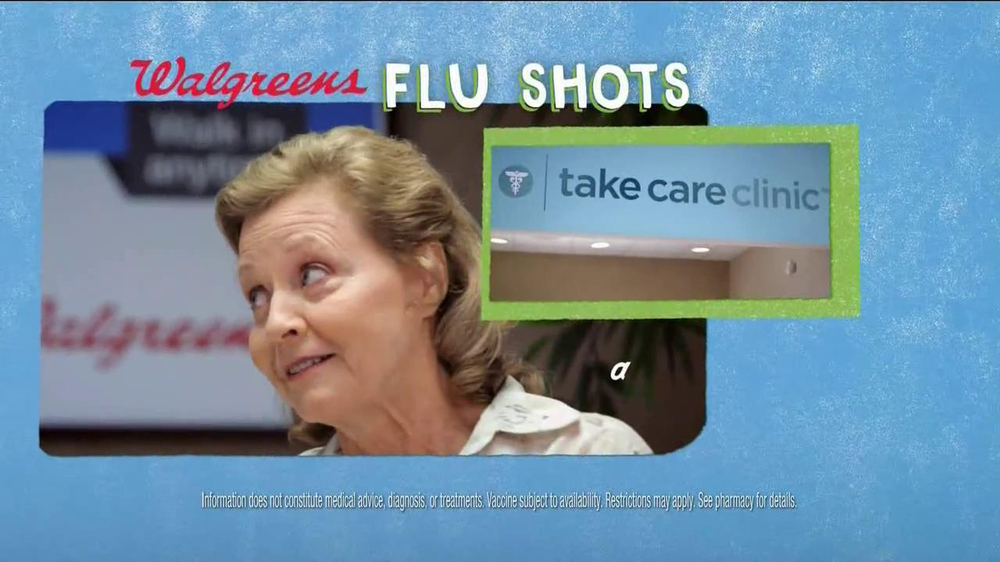 walgreens flu shots tv commercial   u0026 39 baking u0026 39