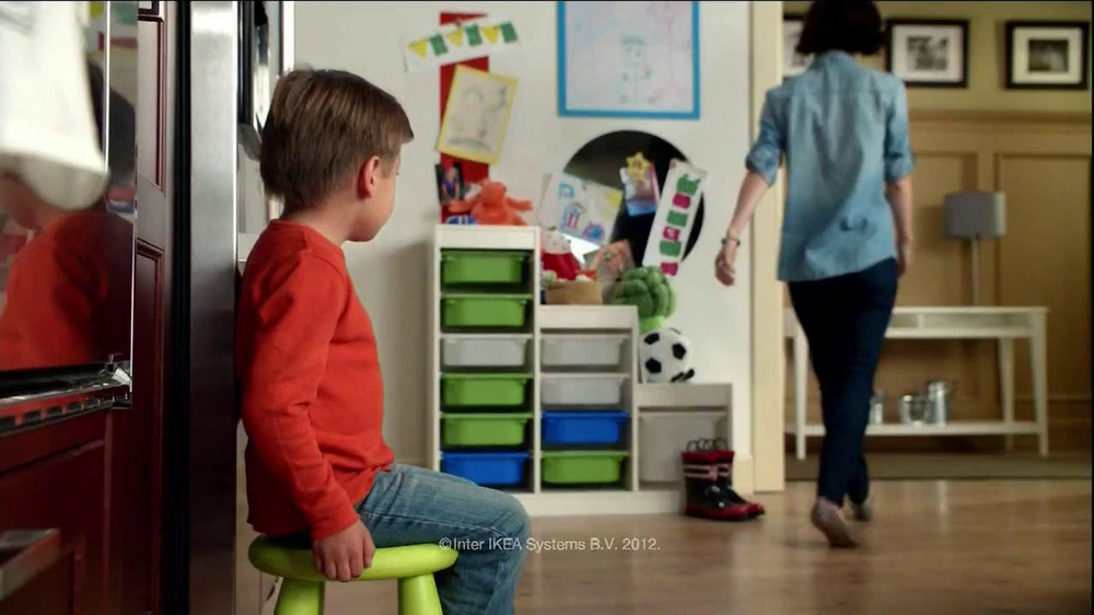 IKEA TV Spot for Leo Time-Out - Screenshot 1