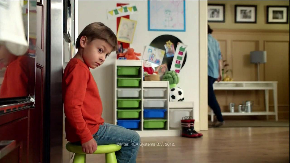 IKEA TV Spot for Leo Time-Out - Screenshot 2