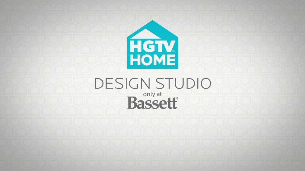 Bassett TV Spot for HGTV Home Design Studio Bedroom - Screenshot 10
