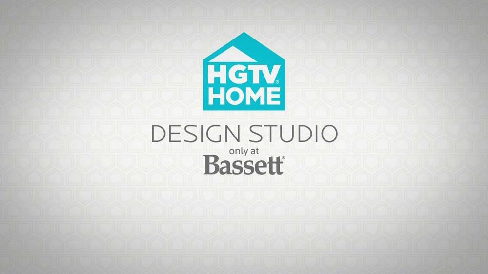 Bassett TV Spot for HGTV Home Design Studio Bedroom - Screenshot 10