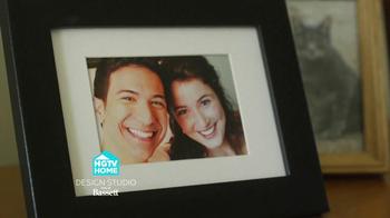 Bassett TV Spot for HGTV Home Design Studio Bedroom - Thumbnail 2