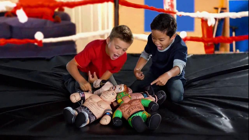 WWE Brawlin' Buddies TV Spot  - Screenshot 10