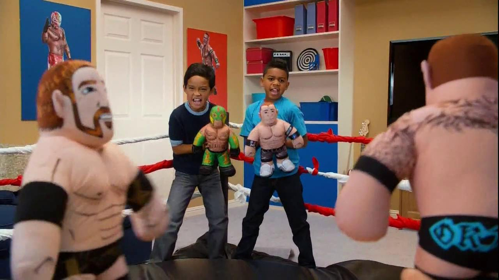 WWE Brawlin' Buddies TV Spot  - Screenshot 4
