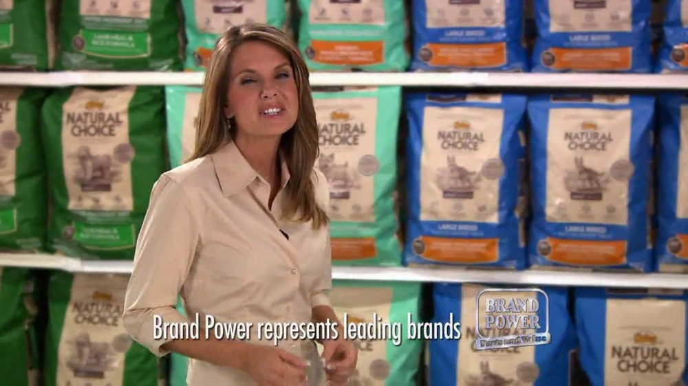 Nutro Natural Choice TV Spot, 'Brand Power' - Screenshot 1