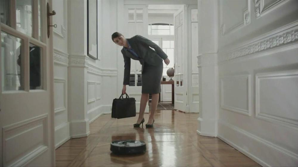 Irobot Tv Commercial For Vacuum Ispot Tv