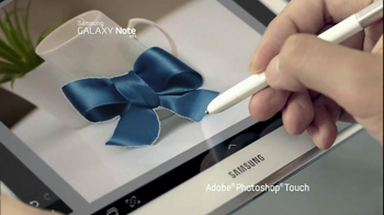 Samsung Galaxy Note 10.1 TV Spot,
