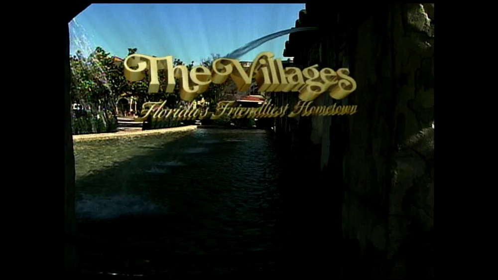 The Villages TV Spot for Golf Free For Life - Screenshot 1