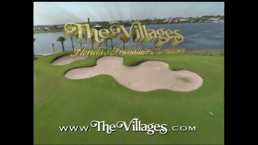 The Villages TV Spot for Golf Free For Life - Screenshot 10