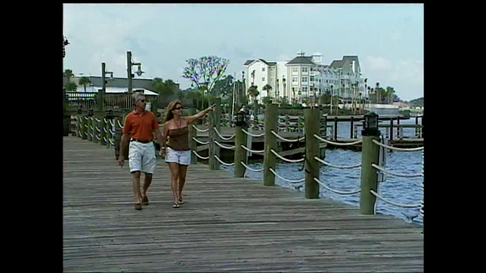 The Villages TV Spot for Golf Free For Life - Screenshot 3
