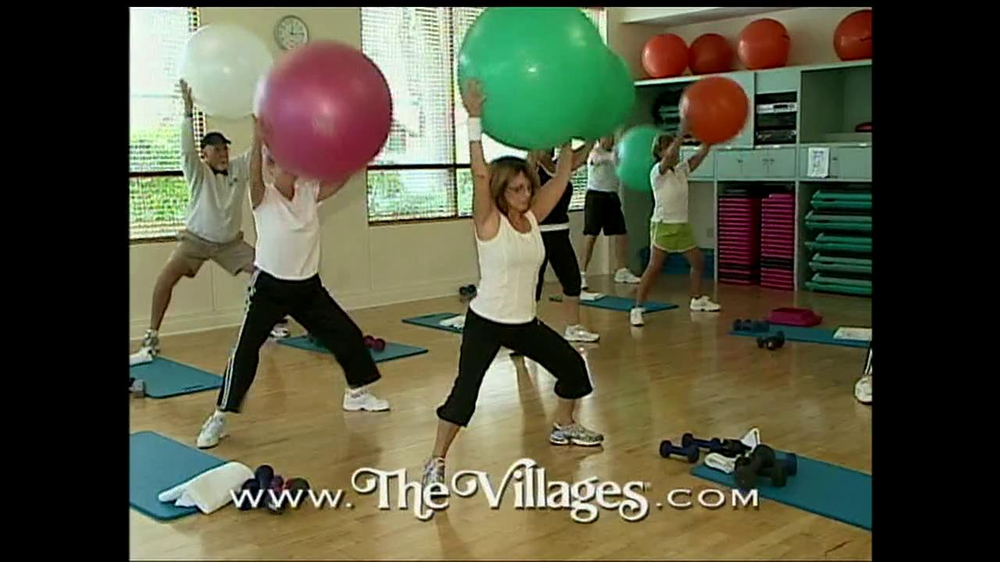 The Villages TV Spot for Golf Free For Life - Screenshot 8