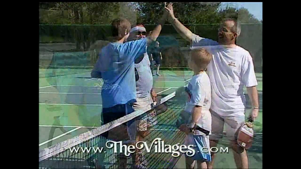 The Villages TV Spot for Golf Free For Life - Screenshot 9