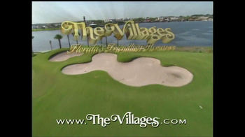 The Villages TV Spot for Golf Free For Life - Thumbnail 10