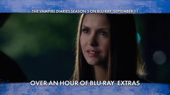 The Vampire Diaries Season 3 on Blu-Ray TV Spot
