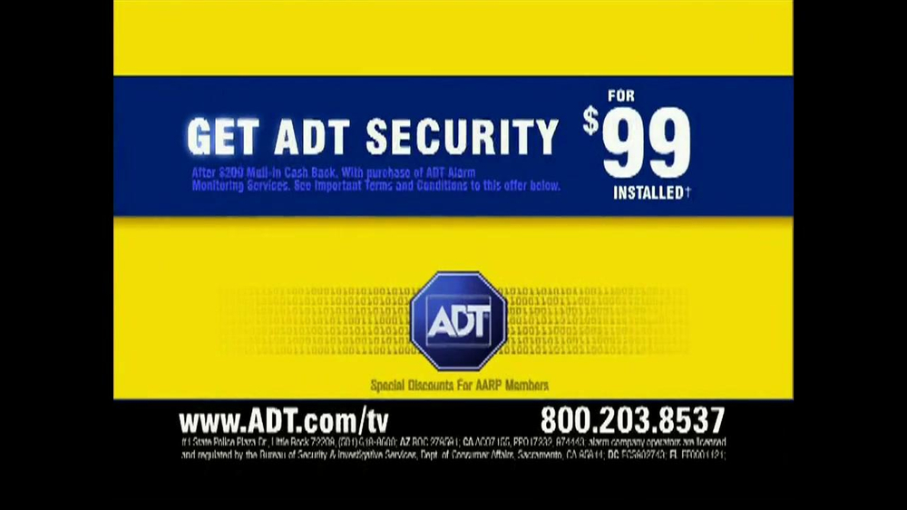 ADT TV Spot for Walking in on a Burglary - Screenshot 10
