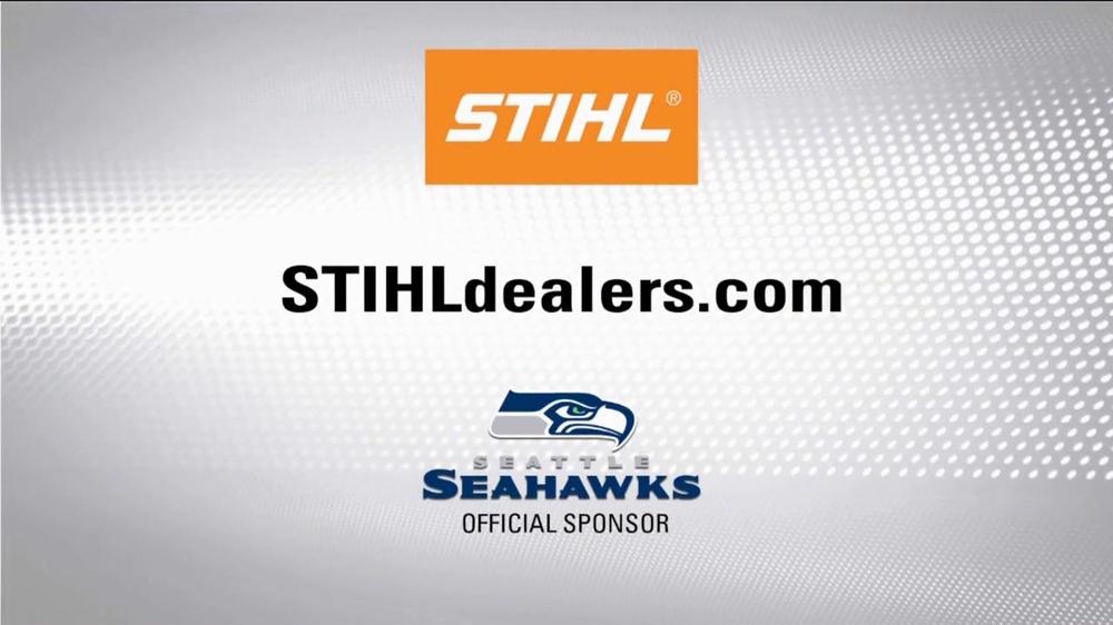 Stihl SH 86 C-E Shredder Vac/Blower TV Spot - Screenshot 7