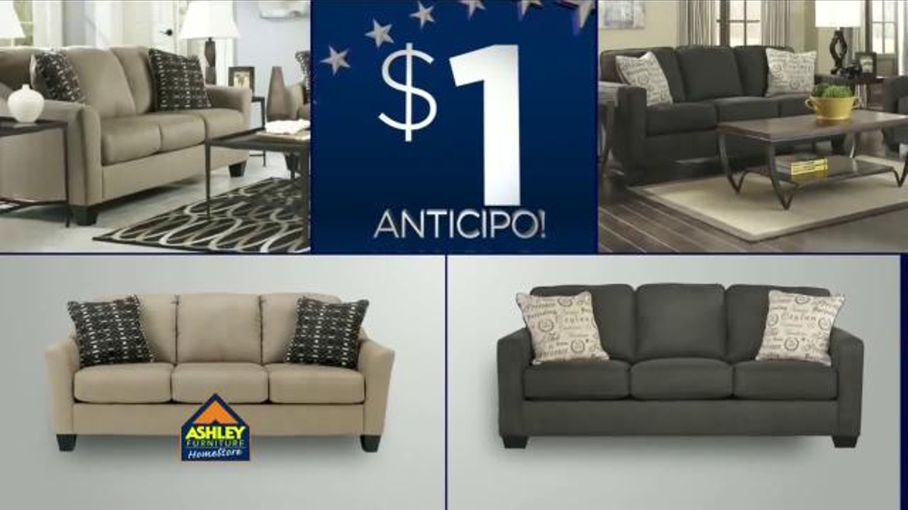 Ashley Furniture Homestore Labor Day Event Tv Commercial Spanish