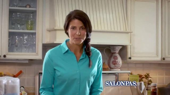 Salonpas Pain Relieving Patch TV Spot, 'Más Por Menos' [Spanish]