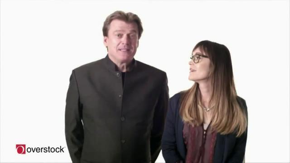 Overstock.com TV Spot, 'Not a Transaction, a Relationship' thumbnail