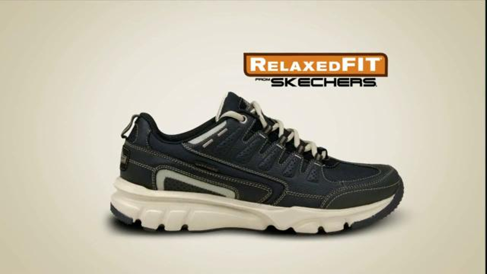 Skechers Relaxed Fit Shoes Commercial