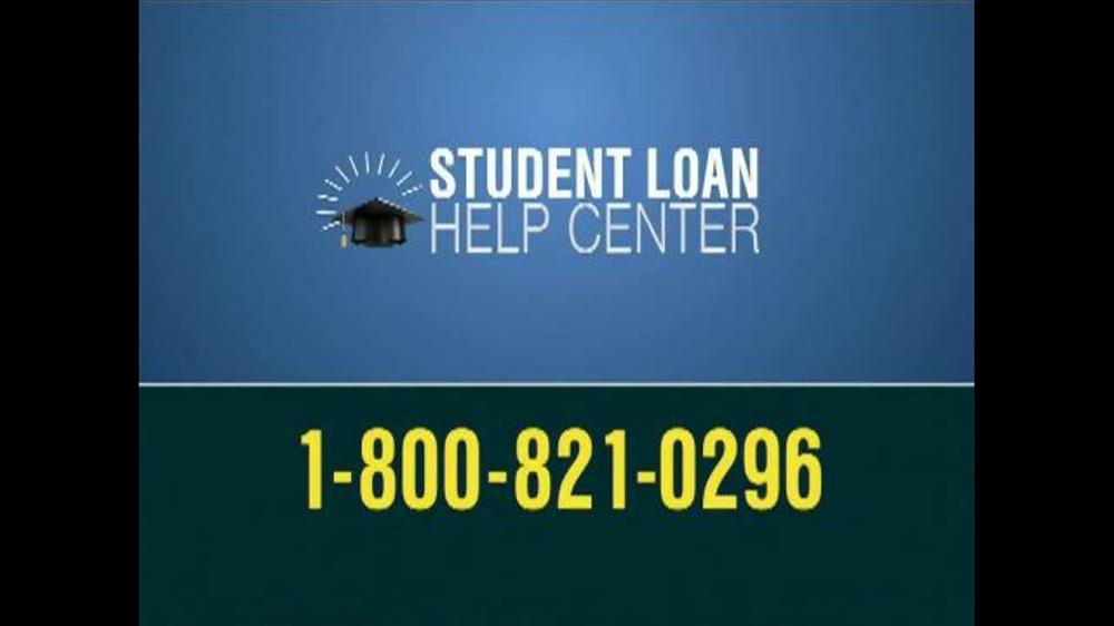 Student Loan Help Center TV Spot, 'Get Help' thumbnail