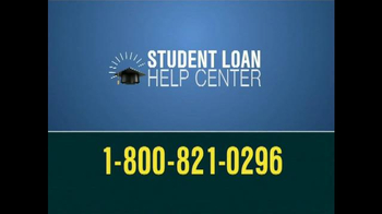 Student Loan Help Center TV Spot, 'Get Help' thumbnail