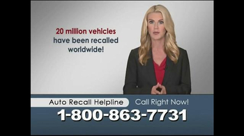 Elkus, Sisson and Rosenstein, P.C. TV Spot, 'Auto Recall'