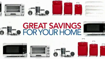 Macy's Labor Day Home Sale TV Spot, 'For Your Home'