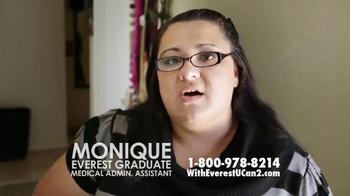 Everest College TV Spot, 'Monique'