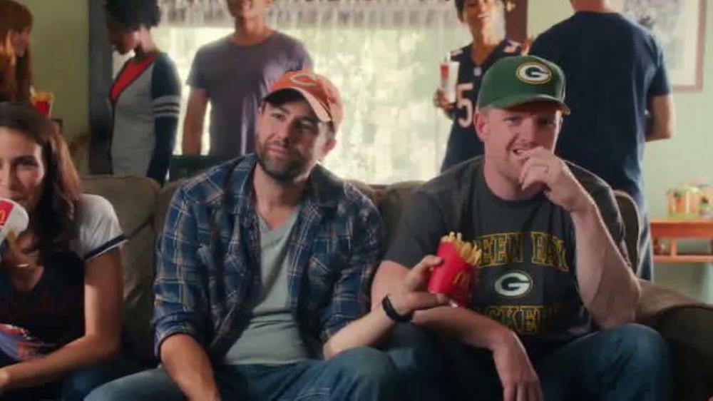 McDonald's 20 Piece Chicken McNuggets TV Spot, 'Tailgating'