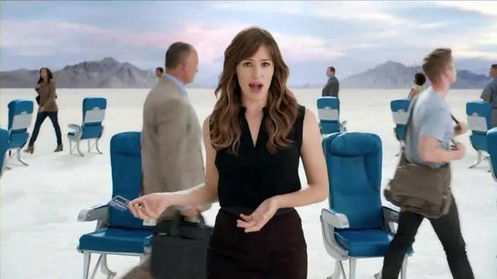 Capital One Venture Card TV Spot, 'Musical Chairs' Feat. Jennifer Garner thumbnail