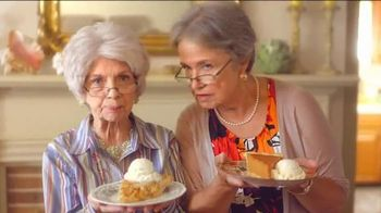 Dairy Queen Blizzard TV Spot, 'Pumpkin Pie vs. Apple Pie'