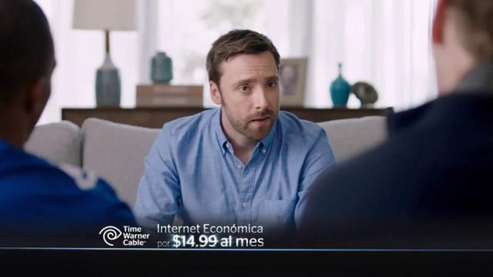 Time Warner Cable Internet Econ 243 Mica Tv Commercial Con