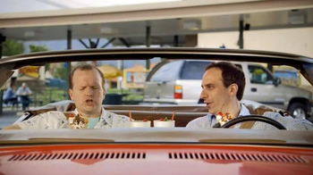 Sonic Drive-In Waffle Cone Sundaes TV Spot, 'SUNDAE SUNDAE SUNDAE'
