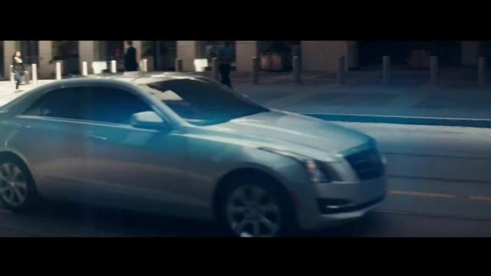 2015 cadillac ats tv spot 39 coding it 39 screenshot 4. Cars Review. Best American Auto & Cars Review