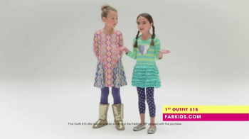 FabKids.com TV Spot, 'Back to School'