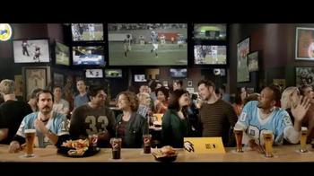 Buffalo Wild Wings TV Spot, 'Hail Barry'