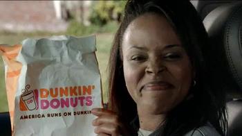 Dunkin' Donuts: I Did