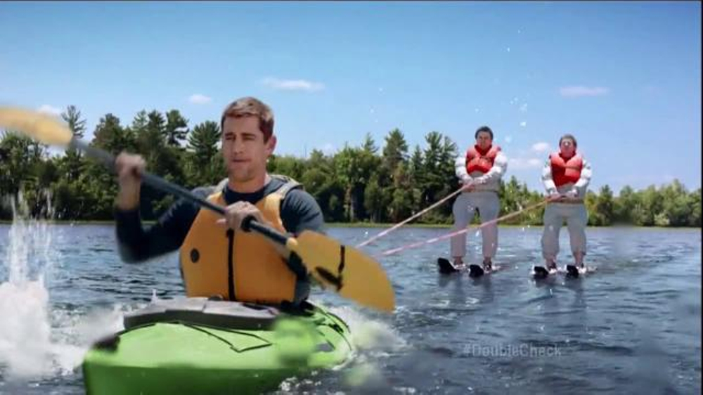 State Farm TV Spot, 'Trainers' Featuring Aaron Rodgers - 1352 commercial airings