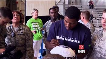 USAA TV Spot, 'Seahawk Fans' thumbnail