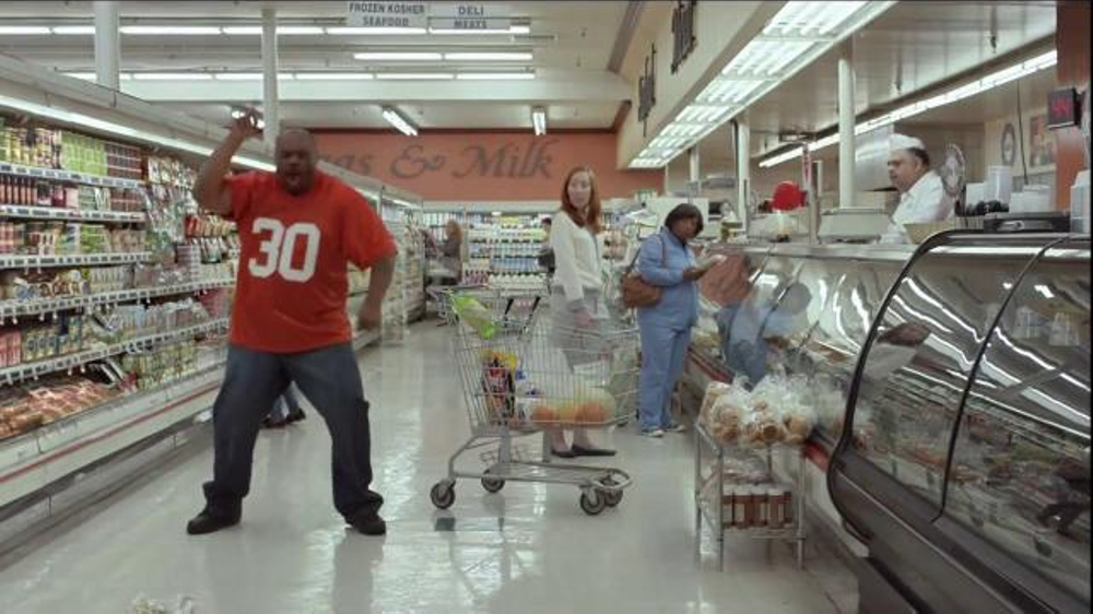 GEICO TV Spot, 'Did You Know: Ickey Shuffle' Featuring Ickey Woods