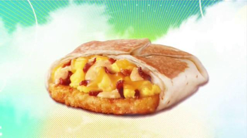 Taco Bell A.M. Crunchwrap TV Spot, 'Cartoon Network' thumbnail