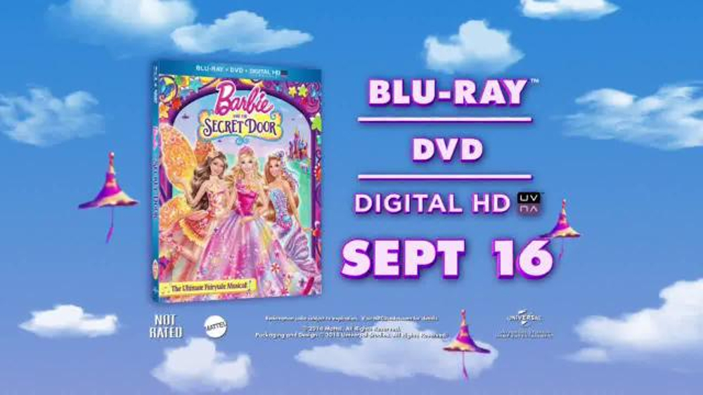Barbie and the secret door on digital hd blu ray and dvd large 10