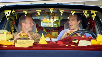 Sonic Drive-In Cheesy Pub Chicken Sandwich TV Spot, 'Cheese-on's Greetings'