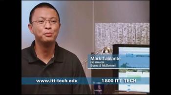 ITT Technical Institute TV Spot, 'Burns & McDonnell'