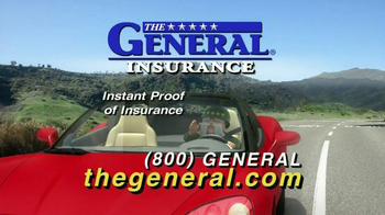 The General TV Spot, 'Low Down Payments'
